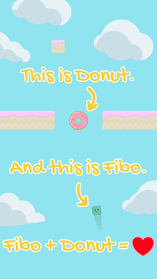 Eat All The Donuts- screenshot