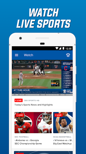 Download CBS Sports App - Scores, News, Stats & Watch Live MOD APK 6