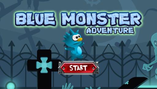 Télécharger Gratuit Blue monster adventure mod apk screenshots 1