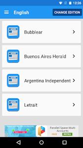 Argentina Newspapers screenshot 2
