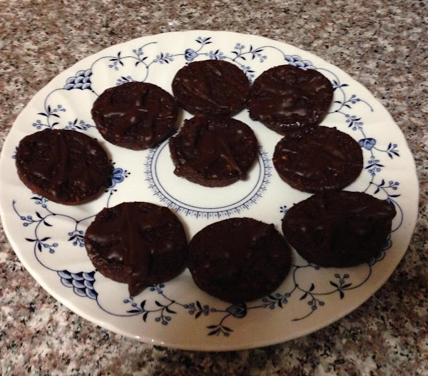 Gluten Free Brownie Cups Recipe