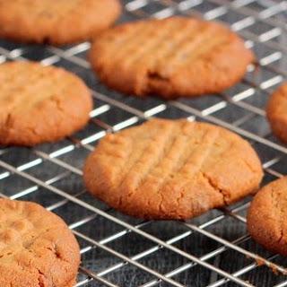 Egg-Free Sunbutter Cookies Recipe
