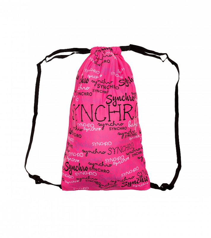 Turbo Mesh Bag Synchro Letters - 9810301