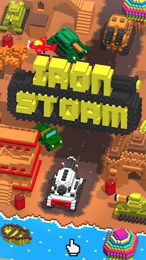 Iron Storm - WW2 Tank Wars 1.1.2 screenshots 12