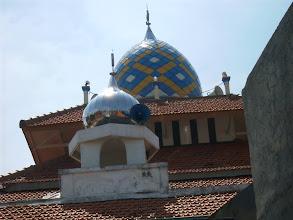 Photo: Kubah Masjid Bustanul Huda Jl. Bronggalan Sawah I Surabaya