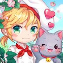 My Secret Bistro: Play cooking game with friends icon