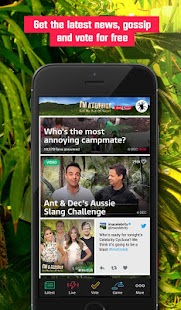 I'm A Celebrity- screenshot thumbnail