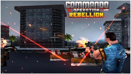 Commando Operation Rebellion