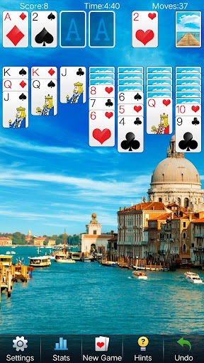Solitaire Card Games Free apkpoly screenshots 2
