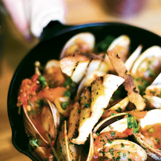Oven-Roasted Clams