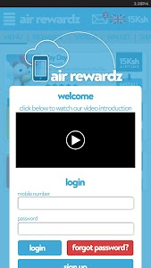 Air Rewardz screenshot 0