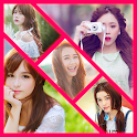 Selfie Grid Collage icon