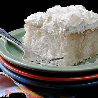 Amie's Triple Coconut Cake.