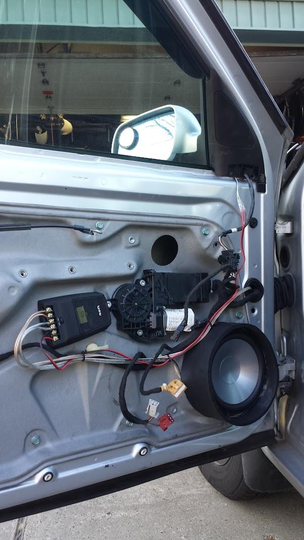 2003 vw jetta monsoon stereo wiring speaker upgrades in a mk4 tdiclub forums  speaker upgrades in a mk4 tdiclub forums