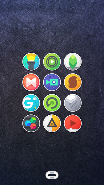BoldR – Icon Pack v1.6 [Paid]