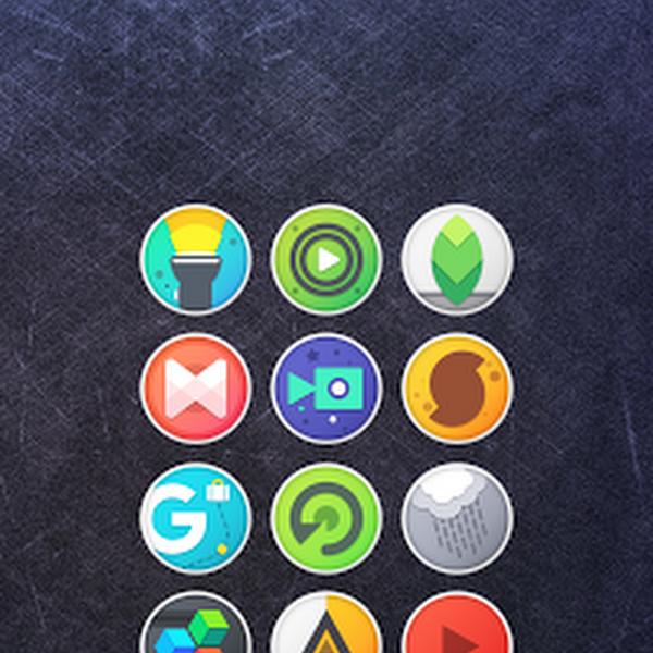BoldR - Icon Pack v1.4
