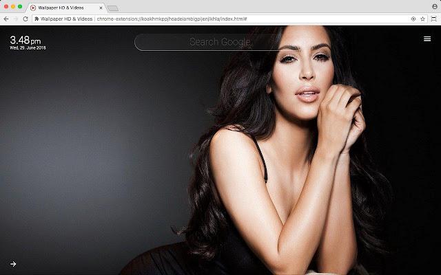 Kim Kardashian Wallpaper HD & Videos