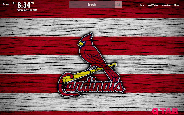St Louis Cardinals Wallpapers New Tab