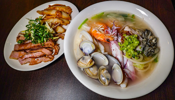 136海鮮麵