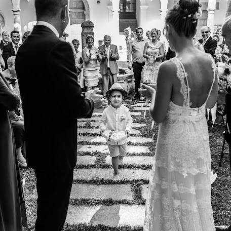 Fotografo di matrimoni Johnny García (johnnygarcia). Foto del 21.02.2018