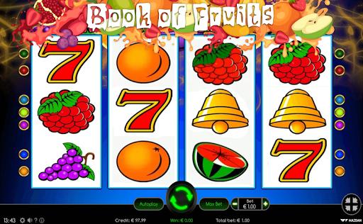 Book Of Fruits screenshot 4