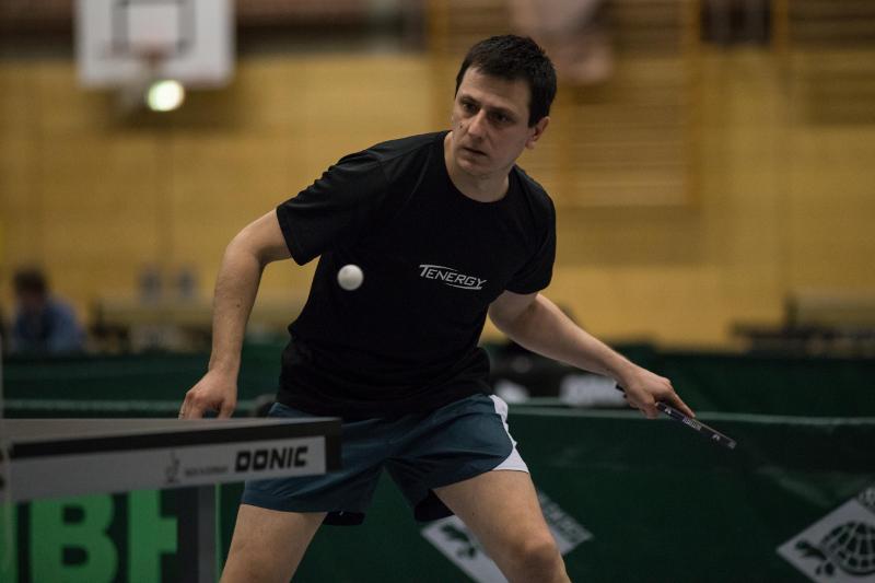 Kostadin Kostadinov, Sieger in der Herren A-Konkurrenz