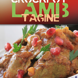 Crockpot Lamb Tagine