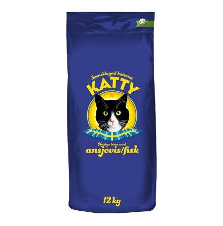 Katty Nyttiga Bitar Anjovis 12kg