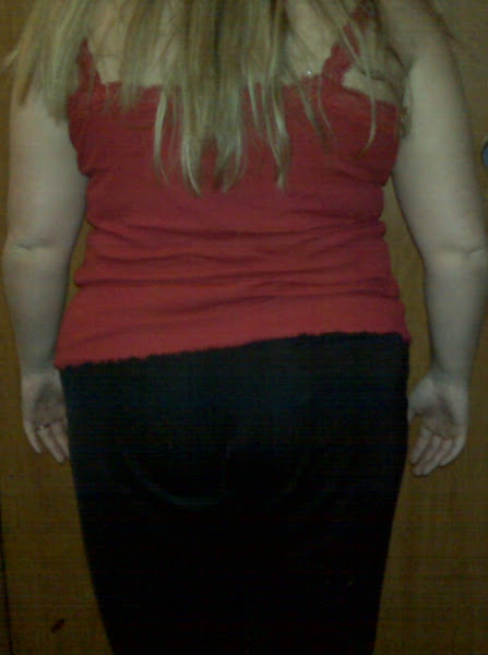 """Photo: My biggest 8/30/2008 - roughly 170 - 180 lbs.  (Which is HUGE for a 5'2"""" frame)."""