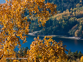 Photo: Autumn in Hyggen, by the Drammensfjord
