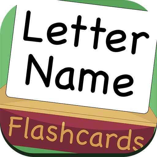 Letter Name Flashcards