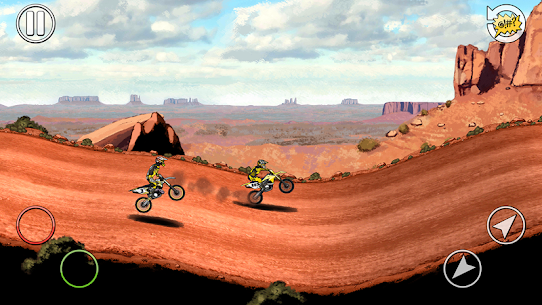 Mad Skills Motocross 2 Mod  APK (Rockets/Unlocked) for Android 6