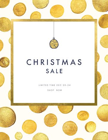 Limited Time Christmas Sale - Christmas Template