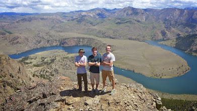Photo: Sr. Boys on top of the world