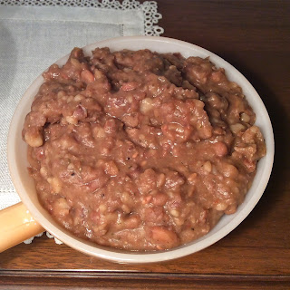 Refried Pinto Beans – Pressure Cooker.