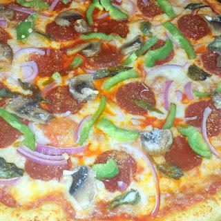 Homemade Pizza*.