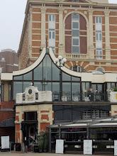 Photo: Hier is heel duidelijk te zien hóe er gebouwd is.