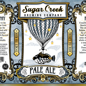 Logo of Sugar Creek Pale Ale