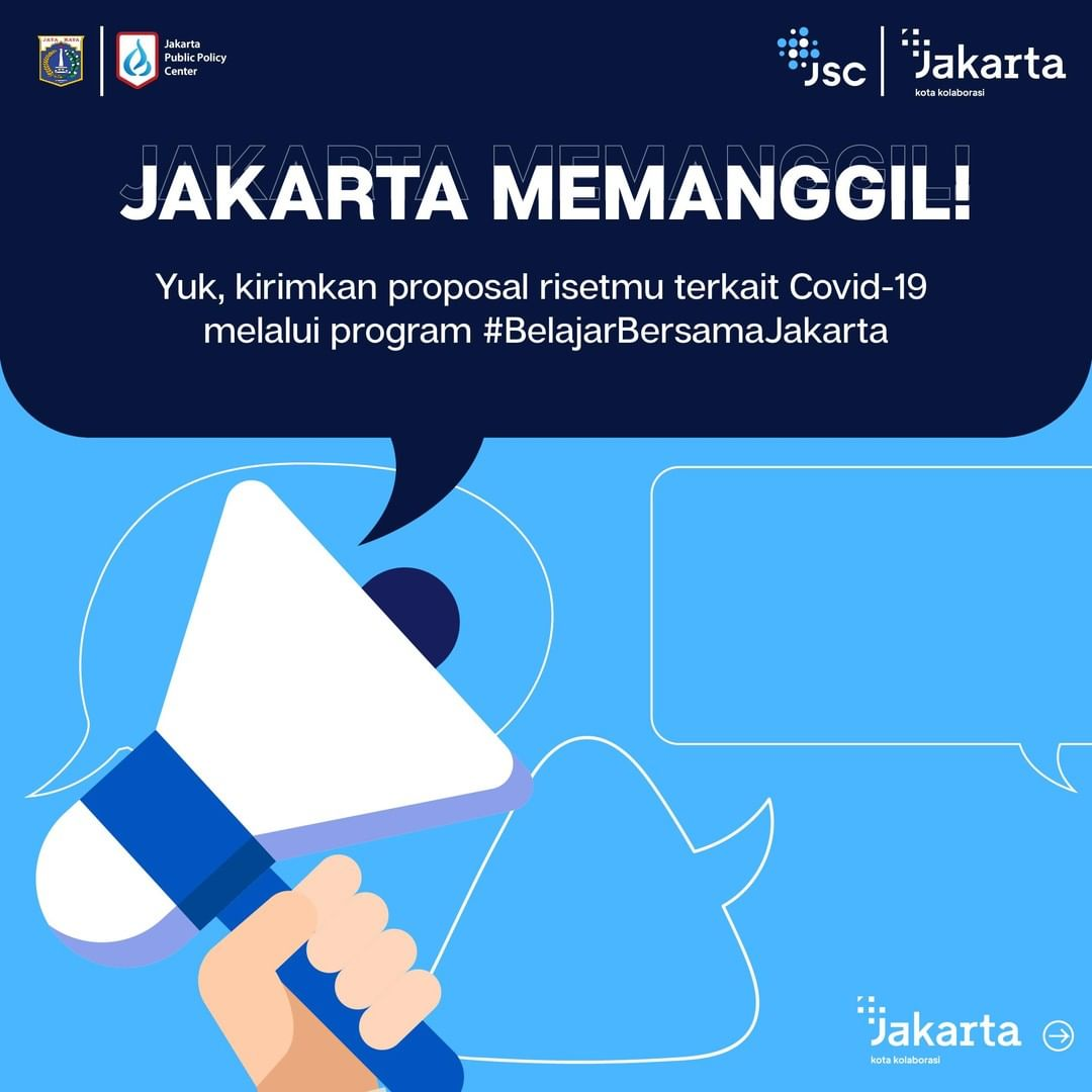 PSBB Jakarta, Tips PSBB, Jakarta Smart City