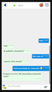 QueContactos Dating in Spanish screenshot 5