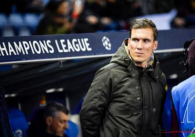 Le nouveau coach de Genk dans la tourmente après son premier match de Ligue des Champions