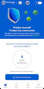 Bluezone – Contact detection 1
