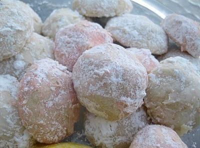 Lemon Snowballs Recipe