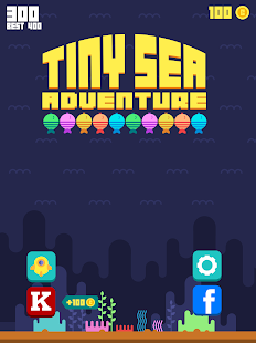 Tiny Sea Adventure- screenshot thumbnail