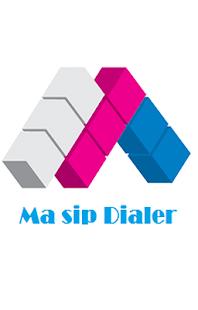 MaSip Dialer screenshot