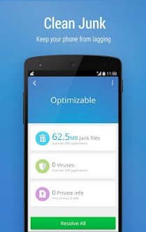 CM Security AppLock Antivirus Gratis