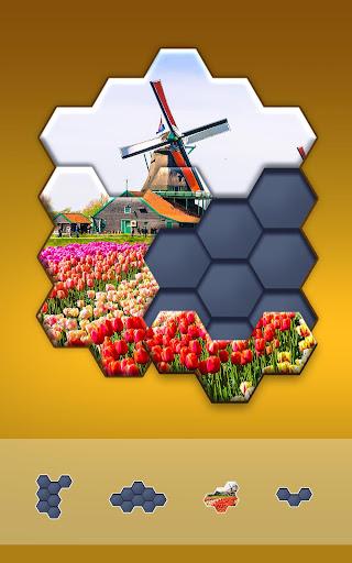 Hexa Jigsaw Puzzleu2122  screenshots 13