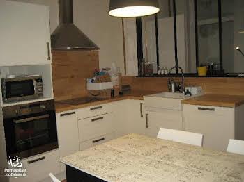Appartement 2 pièces 60,51 m2