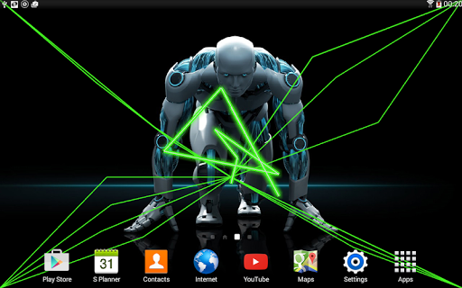 電気ショックライブ壁紙|玩個人化App免費|玩APPs