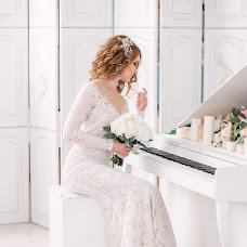 Wedding photographer Anastasiya Rusanova (ovchinnikovafoto). Photo of 04.07.2017